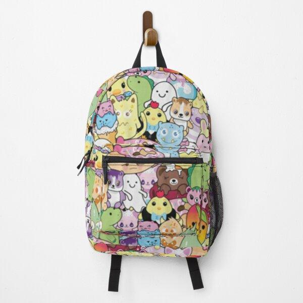Moriah Elizabeth pickle the dinosaur mashup Backpack