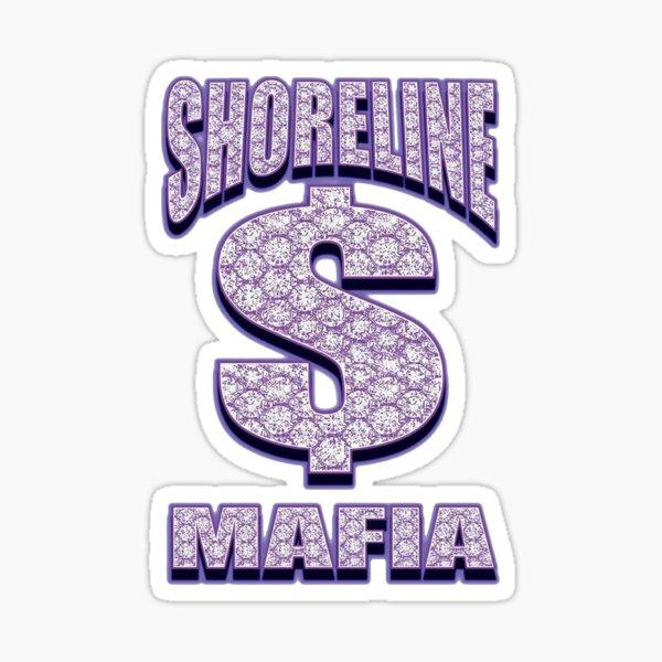 Shoreline Mafia-OHGEESY Sticker