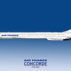 Air France Concorde by © Steve H Clark