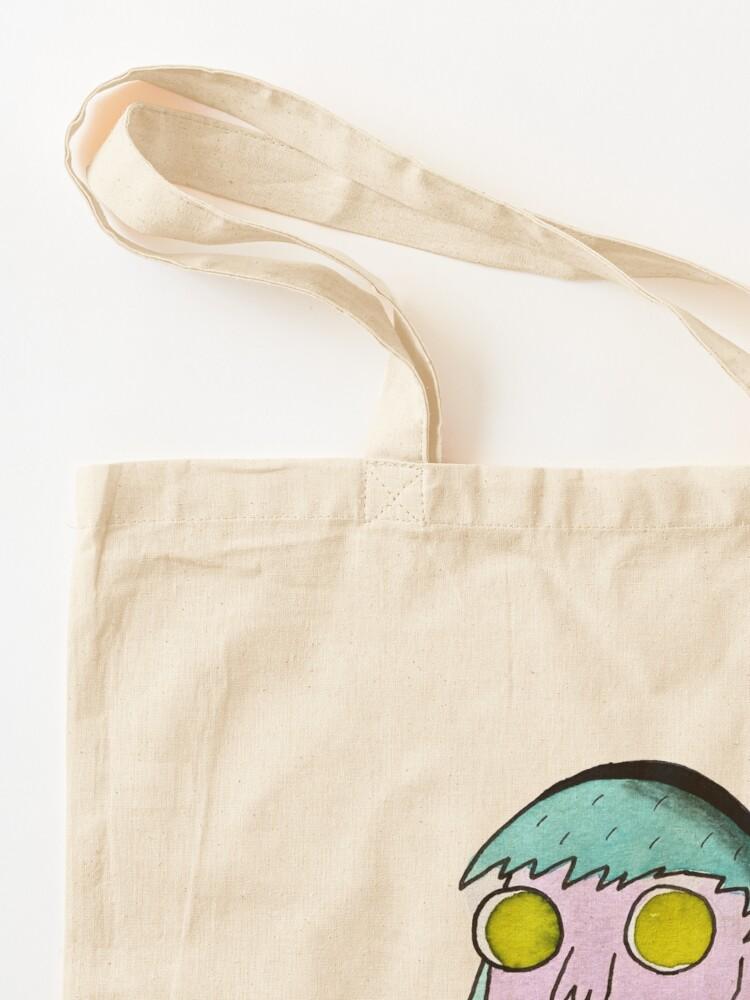Alternate view of Space Murder Merch Tote Bag