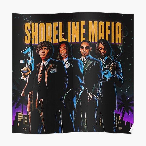 OHGEESY, Shoreline Mafia Poster