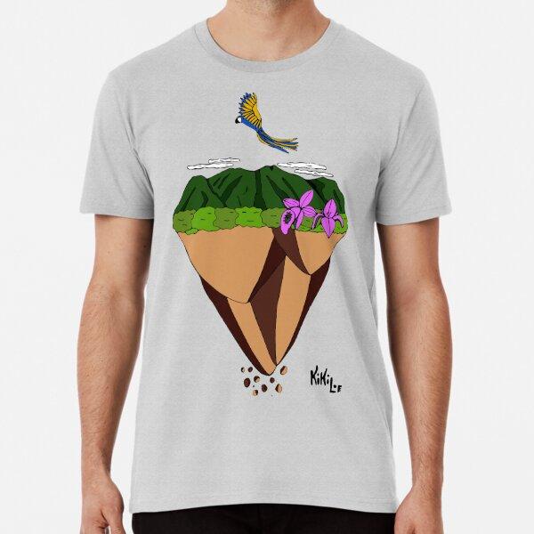 El Avila flotante Camiseta premium