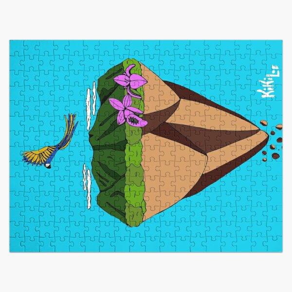 El Avila flotante Puzzle
