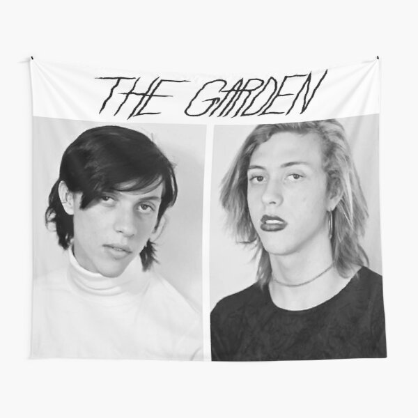 The Garden Rules EP Album Cover Tapestry