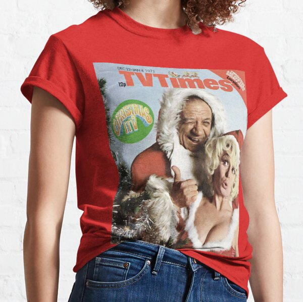 Carry On Christmas Classic T-Shirt