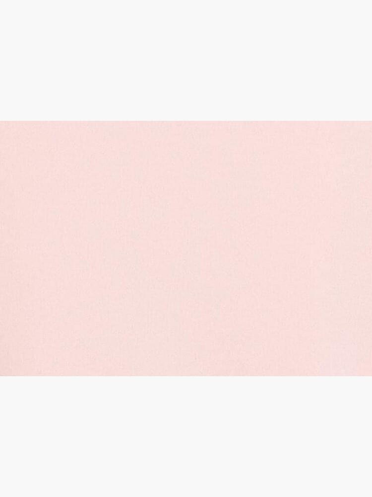 Blush Pink - Solid Color. by eldoabraham