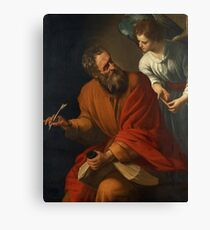 ST. MATTHEW. Canvas Print