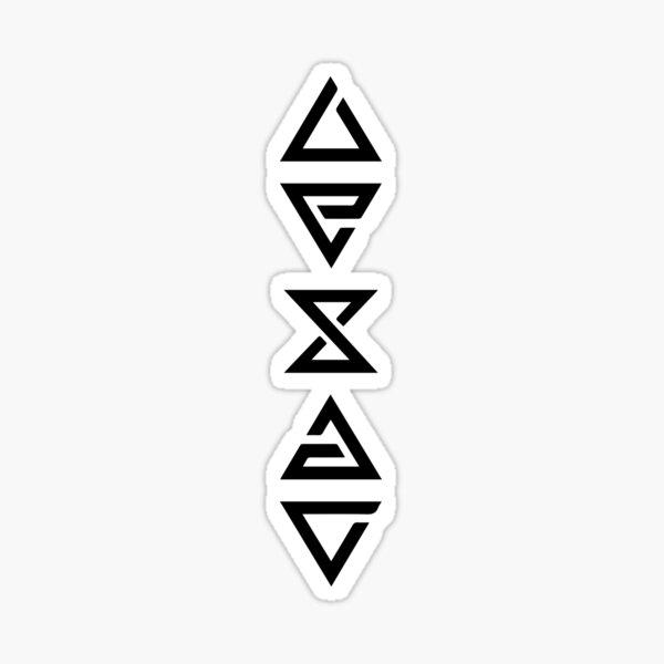 Hexer Sticker