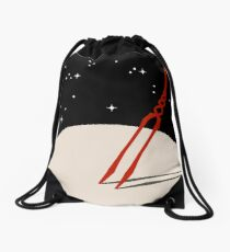 Lance of Longinus - no logo Drawstring Bag
