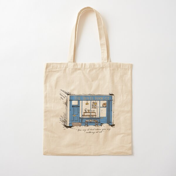 ' Notting Hill ' Cotton Tote Bag