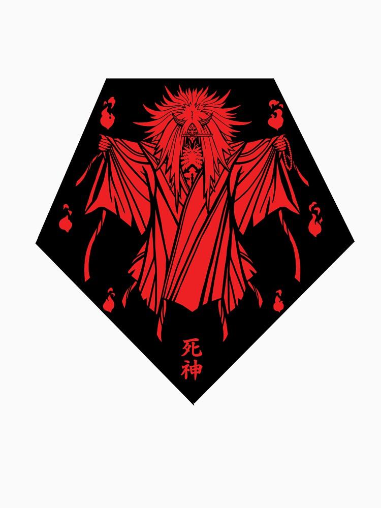 Dead Demon Seal by weaboomean