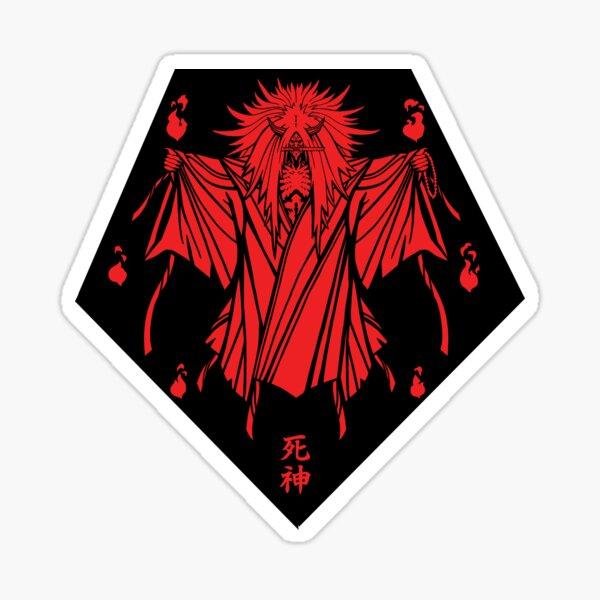 Dead Demon Seal Sticker