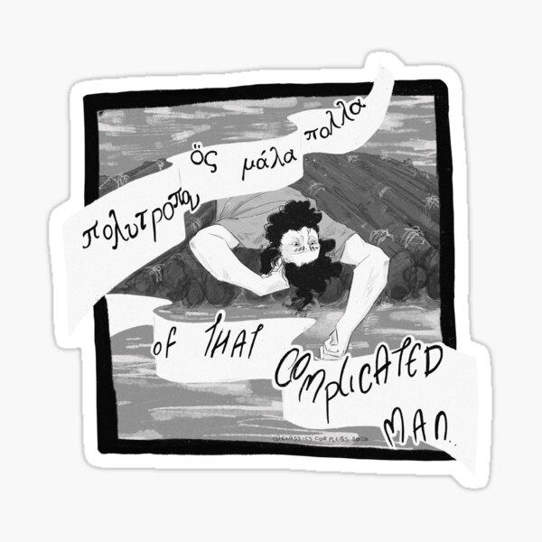Sing, Muse (Part 2 - Odyssey)  Sticker