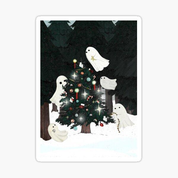 Christmas Spirits Sticker