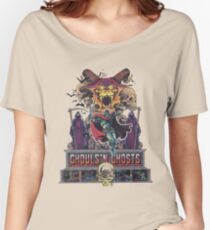 GHOULS'N GHOSTS Women's Relaxed Fit T-Shirt