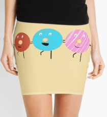 The Dokettes Mini Skirt