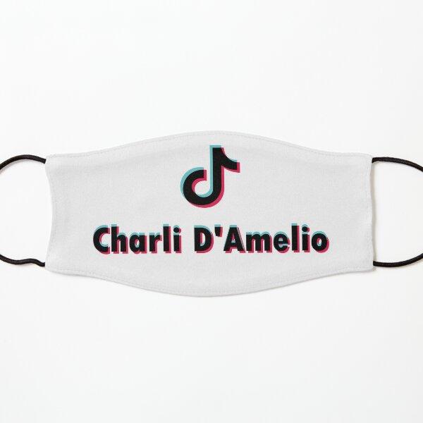 Charli Damelio TikTok Kids Mask