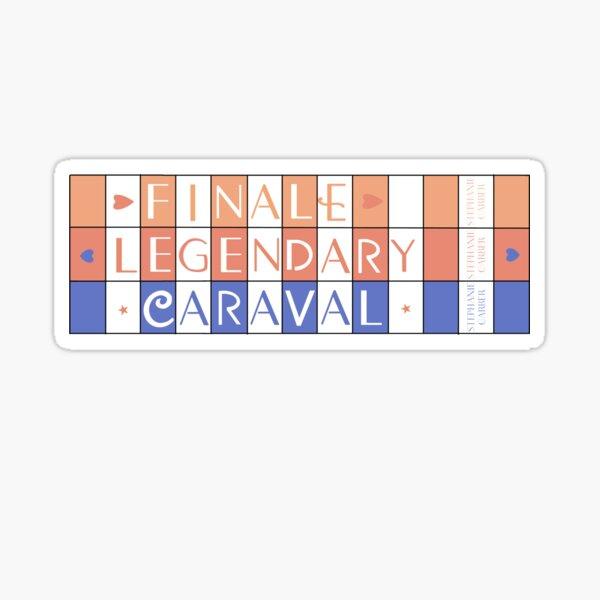 Caraval trilogy Stephanie garber Sticker