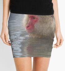 Jigokudani Mini Skirt