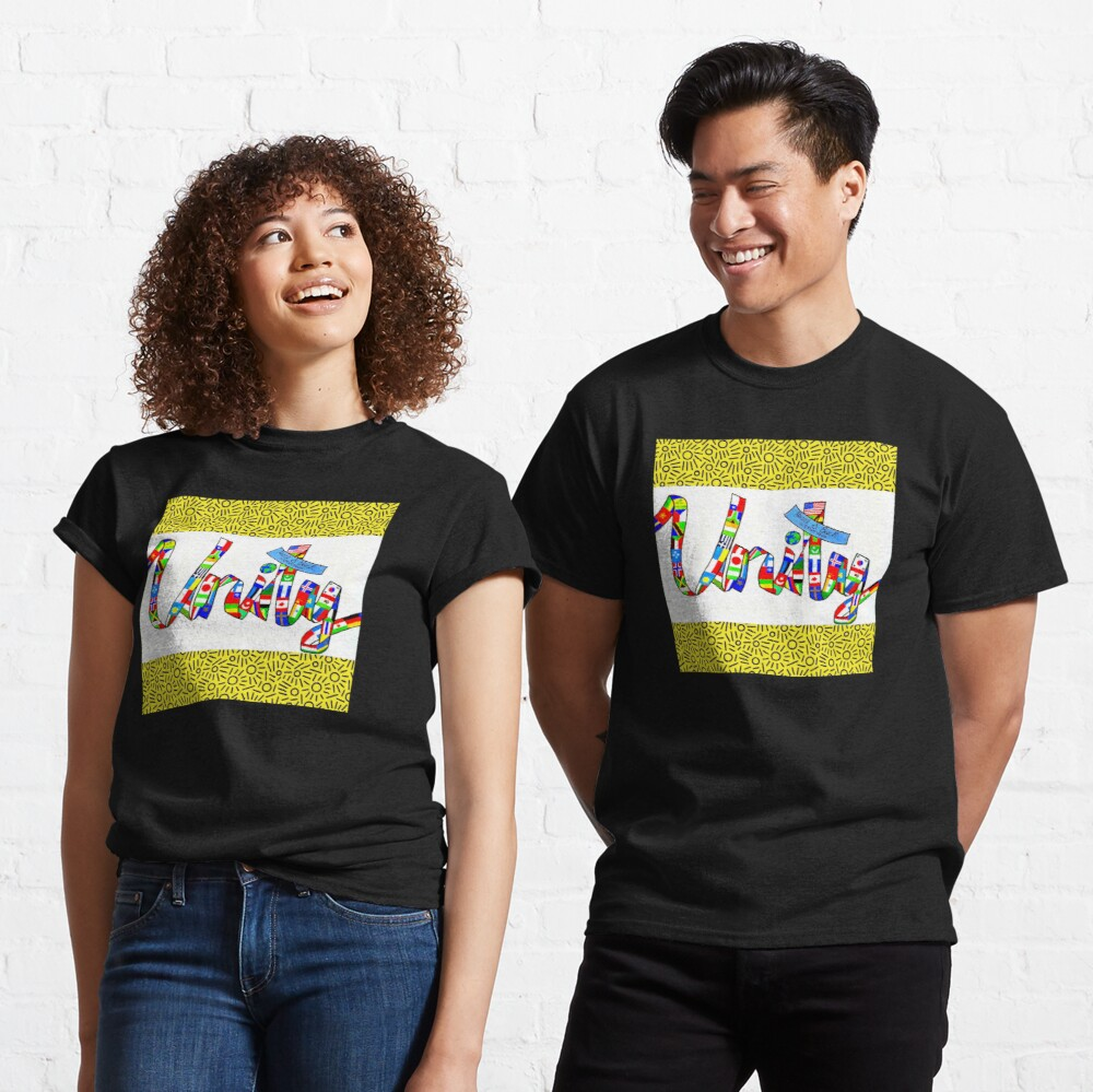 Unity-Pearl S. Buck Collection Classic T-Shirt