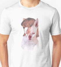 Ziggy Stardust Chihuahua Unisex T-Shirt