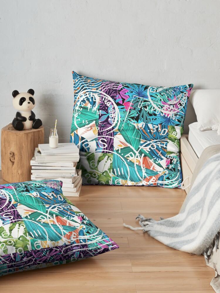 Alternate view of Bon Voyage Floor Pillow