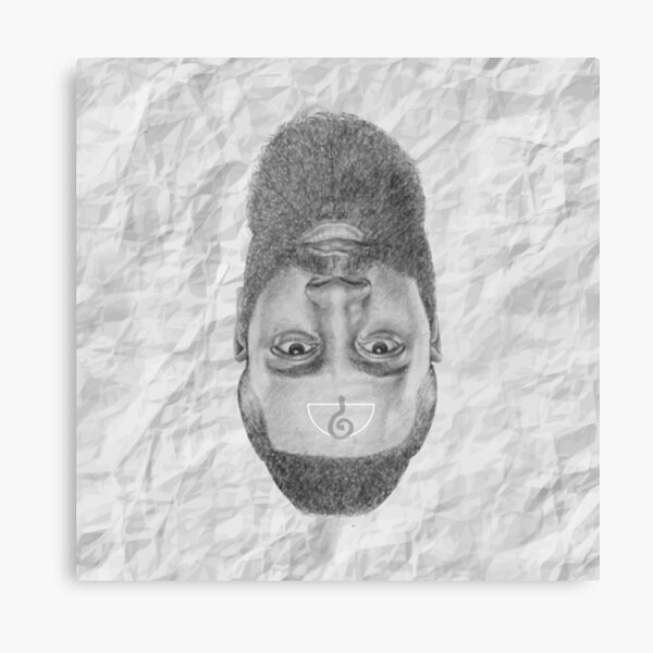Confusing picture Canvas Print