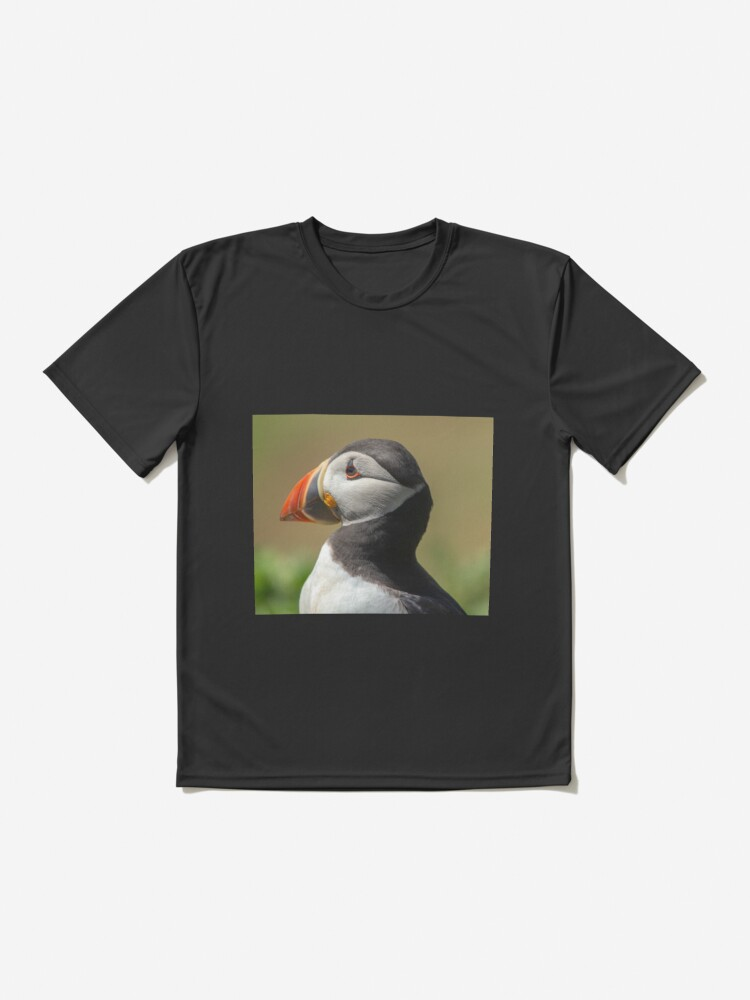 Alternate view of Skomer Puffin Active T-Shirt