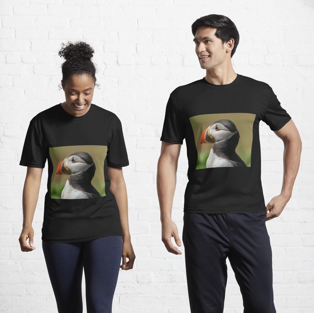Skomer Puffin Active T-Shirt