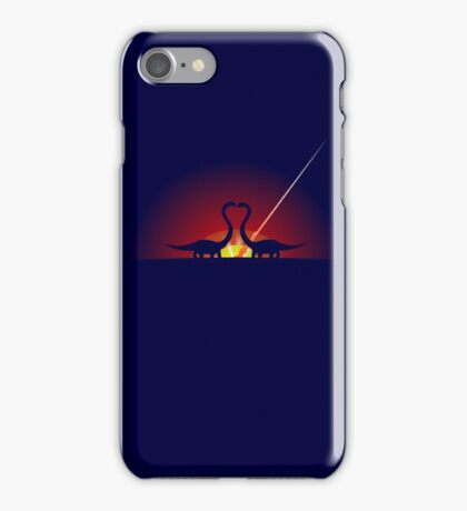 Prehistoric Passion iPhone Case/Skin