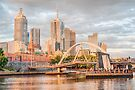 Pastel Melbourne by Raymond Warren