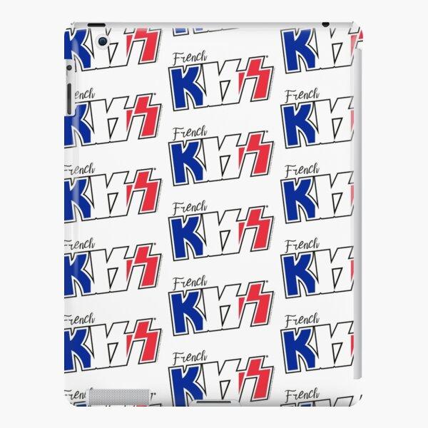 French Kiss The Band Logo  iPad Snap Case