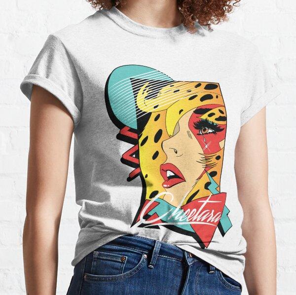 Engañando a Cheetara Camiseta clásica