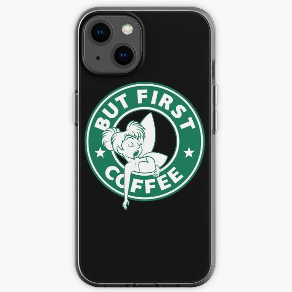 But First... Coffee  iPhone Soft Case