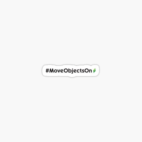 MoveObjectsOn Sticker