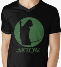 Arrow S4 Men's V-Neck T-Shirt