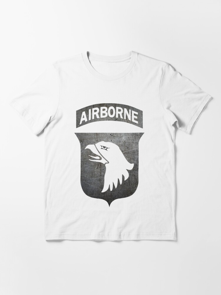 Alternate view of Model 101 - Airborne Essential T-Shirt