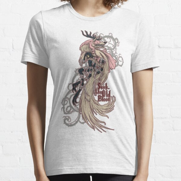 Vicar Amelia - Bloodborne Essential T-Shirt