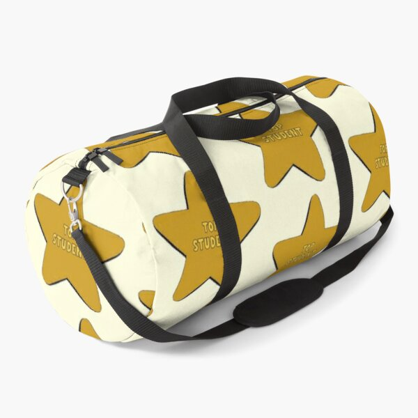 amity blight top student gold star the owl house Duffle Bag