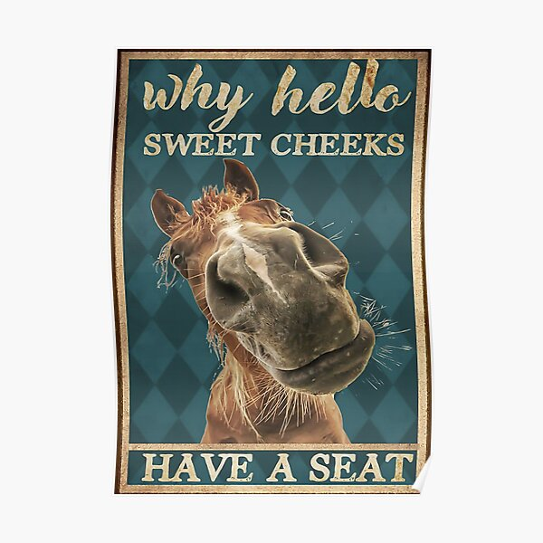 hello sweet horse  Poster