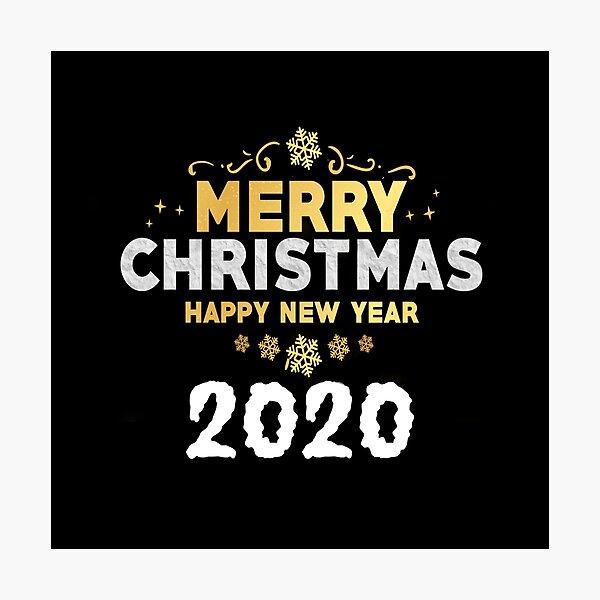 Christmas compound, 2020, marry Christmas 2020,Trump, donald, donald trump, block release, bill cowher,  Photographic Print