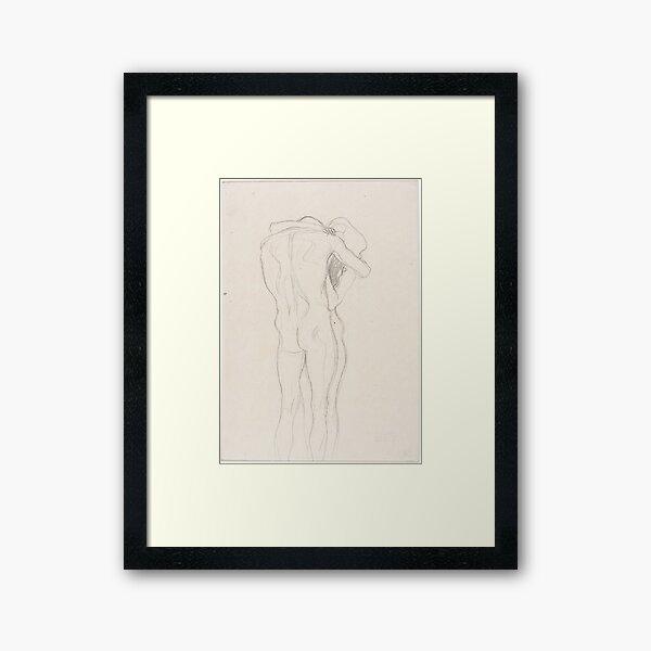 Egon Schiele Lámina enmarcada