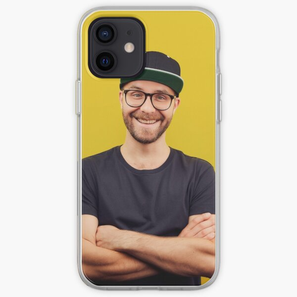 Mark Forster iPhone Soft Case