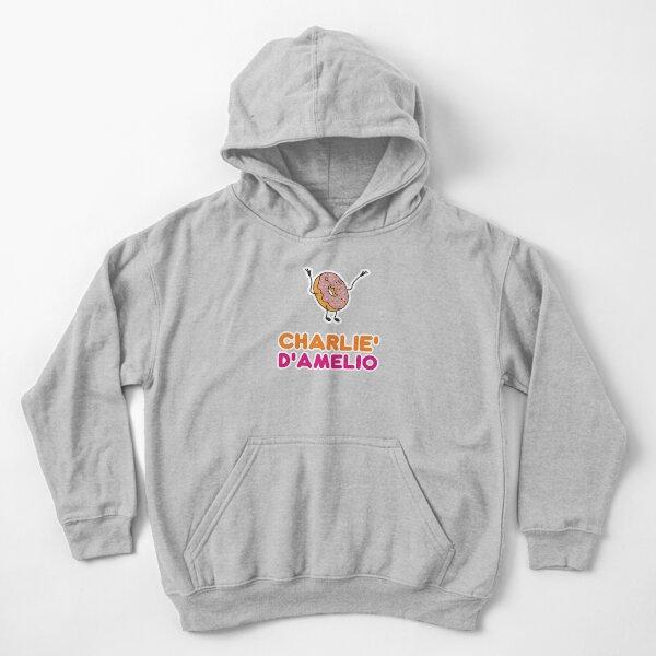 Charli Damelio Sudadera con capucha para niños