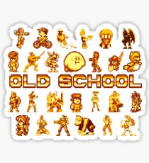 Golden Age of Gaming Sticker