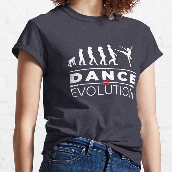T-shirt Homme Walking dead évolution zombie amusant détournement humour série