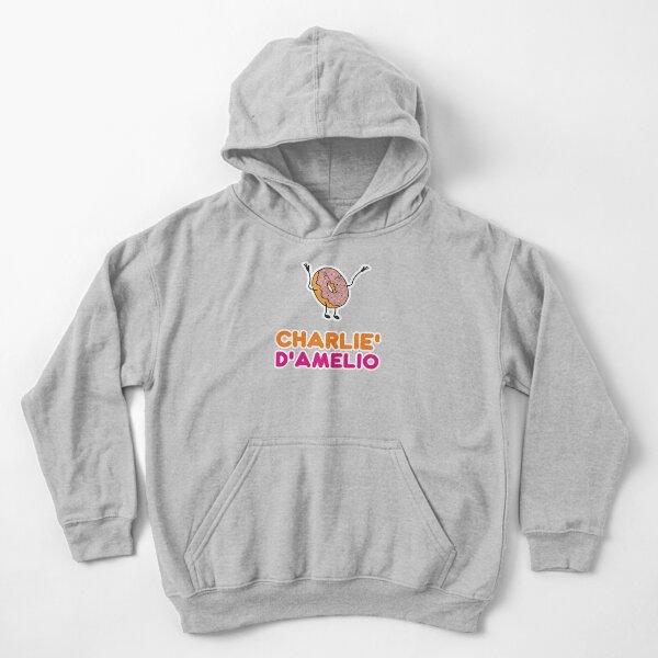 Charli Damelio TikTok Kids Pullover Hoodie