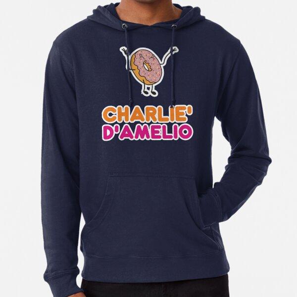 Charli Damelio TikTok Lightweight Hoodie