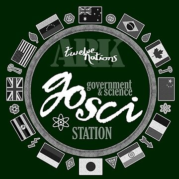 Ark: GoSci Station (white) by geekyness