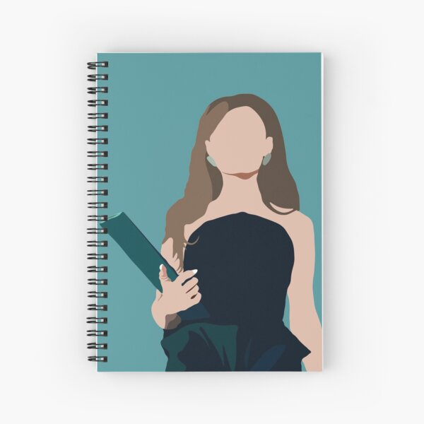 Positions Spiral Notebook